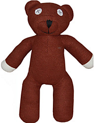 Mr Bean Teddy Bear Soft Stuffed Plush Toy Doll Kids Gift 21cm