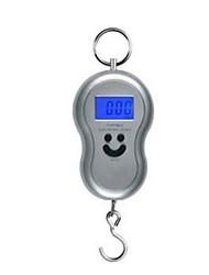 précision électronique échelle de la grue à l'échelle de la grue mobile portable (vente 40 kg / 5g, argent)