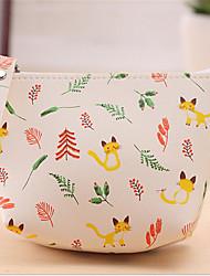 coreano bonito da selva feminino mão bolsa saco saco impermeável
