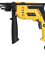 Free Shipping High-Power Hand Drill Hammer Versatile Two Suits, Home Wall Drill Impact Drill