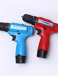 Power Lithium Battery Cordless Drill(AC-220V -70W;Drill Diameter 10mm )