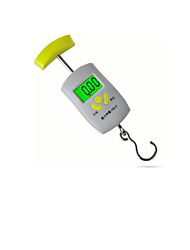 Portable High Precision Spring Scale(Maximum Scale: 50KG)