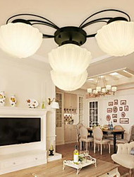 Modern Minimalist Bedroom Ceiling Led Simple Modern Children's Book Room Bedroom Round Living Room Lamp