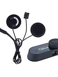 FreedConn Brand Bluetooth Intephone Motorcycle Helmet Intercom Headset LCD Screen with FM Radio TCOM-SC Soft Earpiece