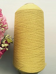 Sewing Tools & Equipment Thread & Floss Yellow  Nylon 1 pc