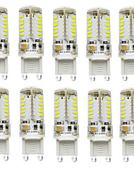 4W G9 Luces LED de Doble Pin T 57 SMD 3014 300-450 lm Blanco Cálido / Blanco Fresco / Blanco Natural Impermeable / DecorativaAC 12 / AC