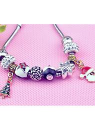 Strand Bracelets 1pc,Silver Bracelet Vintage Circle 514 Alloy Jewellery