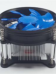 TXE harfang des neiges 1155/1156/1150 série cpu radiateur longue durée cpu silencieuse ventilateur de radiateur