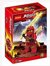 Phantom Ninja man Aberdeen blocks