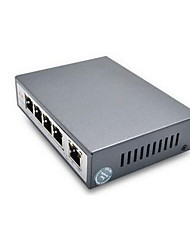 4+1 48 V Input 100 Million Poe Switch Network Camera To Centralized Power Supply Power Switches