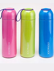 LOCK&LOCK Travel Mugs 1/set Stainless Steel,LHC4115