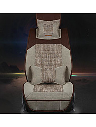 The New Flax Car Seat Car Seat Pad Surrounded By Four Seasons