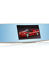 5 polegadas / espelho retrovisor / dados de condução gravador / android / GPS de navegação uma máquina / hd