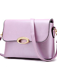 M.Plus® Women's Fashion PU Leather Messenger Shoulder Bag/Handbag