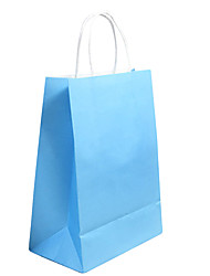 Blue Color Other Material Packaging & Shipping Gift Bags A Pack of Five