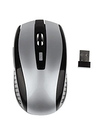 2.4G Wireless Cool Office Optical Mouse 1800DPI
