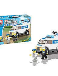 Игрушки Для мальчиков Строительные блоки Блоки / Пластик Выше 6 Кот
