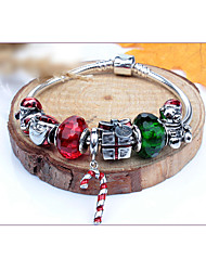 Strand Bracelets 1pc,Red Bracelet Vintage Circle 514 Sterling Silver Jewellery