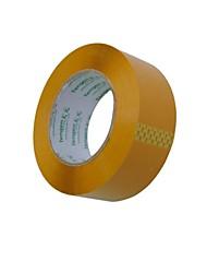 бежевый пластик уплотнительная лента / упаковка ttape / уплотнительная лента 4.5cm * 100 метров с подразделом (2 тт а)