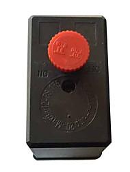 alimentation à découpage en courant alternatif physique des instruments de mesure en métal couleur blanche matériau