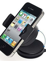 Dual 360 Degree Rotating Car Mobile Phone Rack, Mobile Phone Seat Adjustment