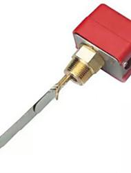 changer d'instrument de mesure matériau métallique électronique couleur rouge alimentation ca