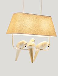 5 Lampe suspendue ,  Contemporain Peintures Fonctionnalité for Style mini Métal Salle de séjour / Salle à manger