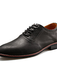 Autumn Winter New Arrival Men's Genuine Leather Shoes for Lace-up Man's Dress Shoes for Party/Office/Wedding