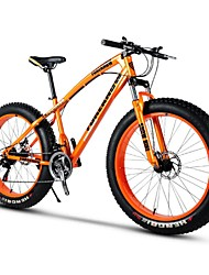 Mountain Bike Snow Bike Cycling 21 Speed 26 Inch/700CC 40 mm SHIMANO 30 Oil Disc Brake Springer Fork Aluminium Alloy