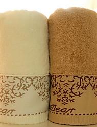 High Quality Pure Cotton Jacquard Discontinuity Lemon Bear Towel