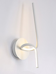 AC 85-265 18W LED Integrated Modern/Contemporary for LED / Bulb Included Ambient Light Wall Sconces Wall Light