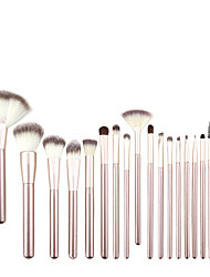 Beauty Artisan  18 Makeup Brushes Set Synthetic Hair Professional Wood Face Others