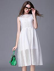 mulheres maxlindy está saindo / casual / / festa diária / cocktail do vintage / street chique ophisticated um vestido de linha