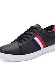 Men's Shoes Outdoor / Athletic / Casual Fashion Sneakers White / Black