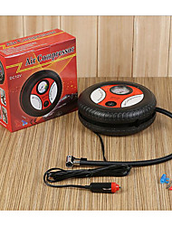 automóvil bomba de inflado de neumáticos 19 cilindros utilizado en vehículos portátil de presión de neumáticos