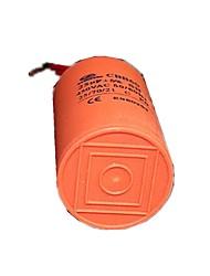 Condensateur à film de polypropylène métallisé pour condensateur suspension pompe en fonctionnement