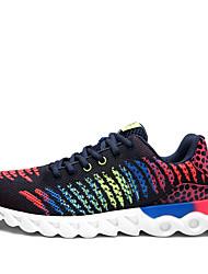 Men's Boys Fashion Shoes EU37-EU44 Casual/Travel/Youth Tulle Fly Mesh Sneakers Running Shoes