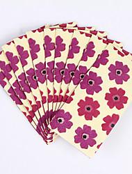 100% virgin pulp 50pcs Flowers Wedding Napkins