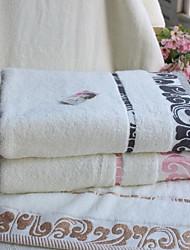 Serviette de bain-Jacquard- en100% Coton-70*140cm