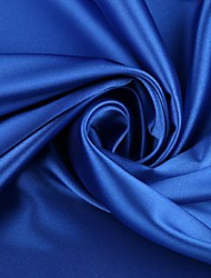 Fabric Royal Blue / Ruby Stretch Satin