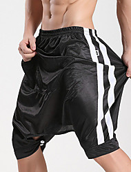 Men's Patchwork Casual Shorts,Polyester