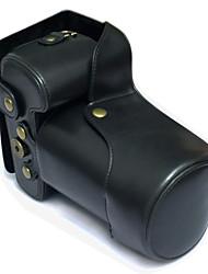 5D III 油皮相机包 Camera Case For Canon 5DIII DSLR Camera(Black/Brown/Coffee)