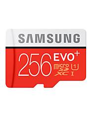 Samsung tarjeta de memoria microSD EVO, con más 32gb 64gb 128gb 256gb 16gb 80MB / s UHS-1