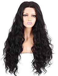 """evawigs 2 париков / пакет 10-26 """"объемная волна волос Remy бразильянина естественная волна полный парик шнурка волны воды натуральный"""