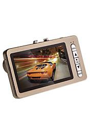 ультратонкий tuhao золотой вождение автомобиля рекордер HD широкоугольный рекордер видение автомобиля 1080p