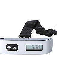 Express luggage straps electronic scales (50kg/10g backlight)