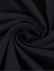 Black Home Deco Fabric