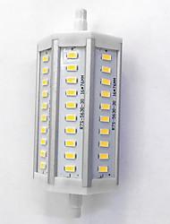 R7S 118mm 30x 5630SMD 10W Warm White / Cool White900LM 220Beam Horizontal Plug Lights  Flood Light AC85-265V
