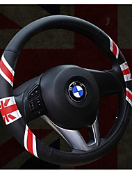 Four Seasons General Steering Wheel Cover Environmental Non-Toxic, Tasteless Non-Slip Feel Comfortable