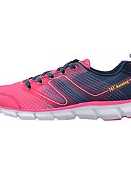 361 35-40 Sneakers Dames Dempen / Opvulling / Ademend Low-Top Beginner / Recreatie Sporten Paars Hardlopen Veters Ademend Gaas Rubber
